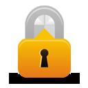 Regnskabsprogram sikkerhed lock