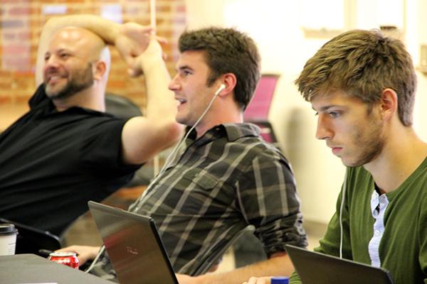Udviklere besøger Billy USA