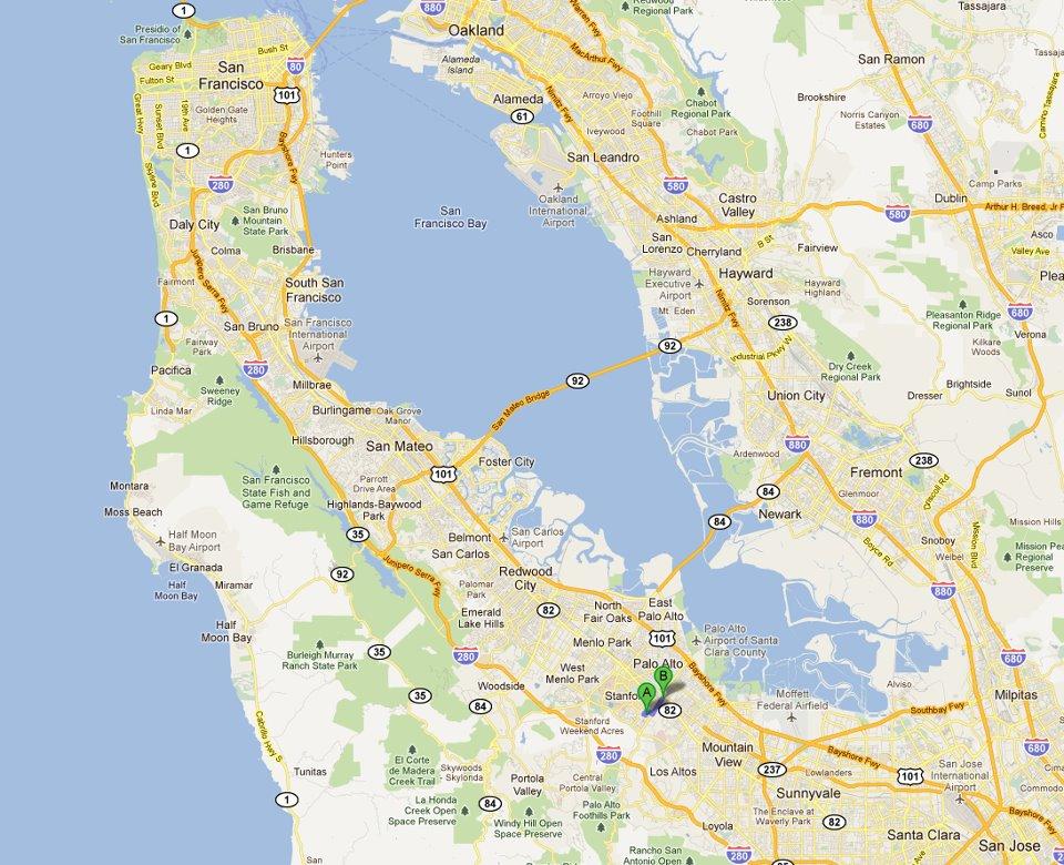 Regnskabsprogram i Silicon Valley