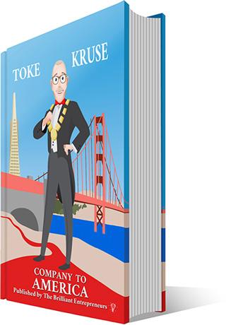 Company to America af Toke Kruse